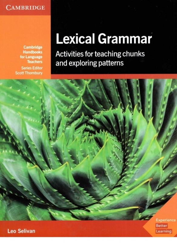 کتاب لکسیکال گرمر اکتیویتیز فور تیچینگ چانکز اکسپلورینگ پترنز Lexical Grammar Activities For Teaching Chunks Exploring Patterns