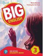 کتاب بیگ انگلیش Big English 2nd 3 SB+WB+CD