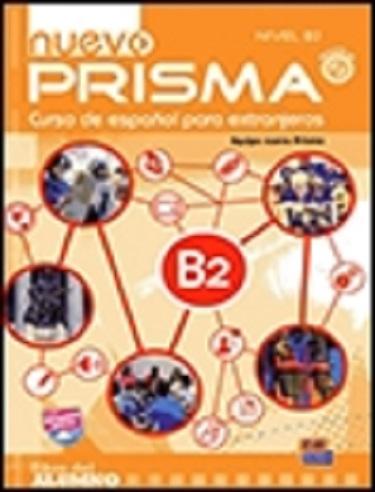 کتاب اسپانیایی نوو پریزما (Nuevo Prisma B2 (SB+WB+CD