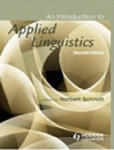 کتاب An Introduction to Applied Linguistics اشميت
