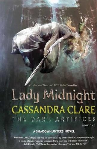 کتاب Lady Midnight - The Dark Artifices 1
