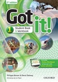 کتاب Got It 1 Second Edition