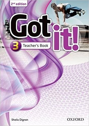 کتاب Got it!: Level 3: Teacher's Book