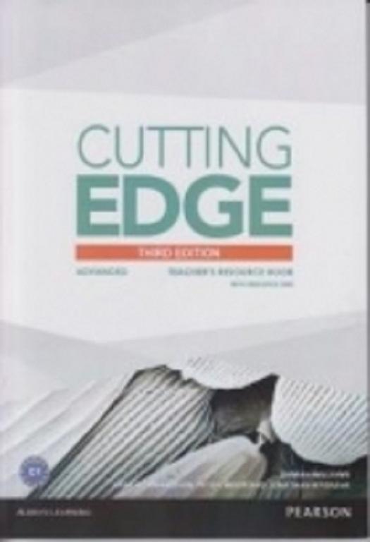 کتاب Cutting Edge Third Edition Advanced Teacher's Resource Book