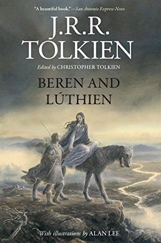 کتاب  Beren and Luthien