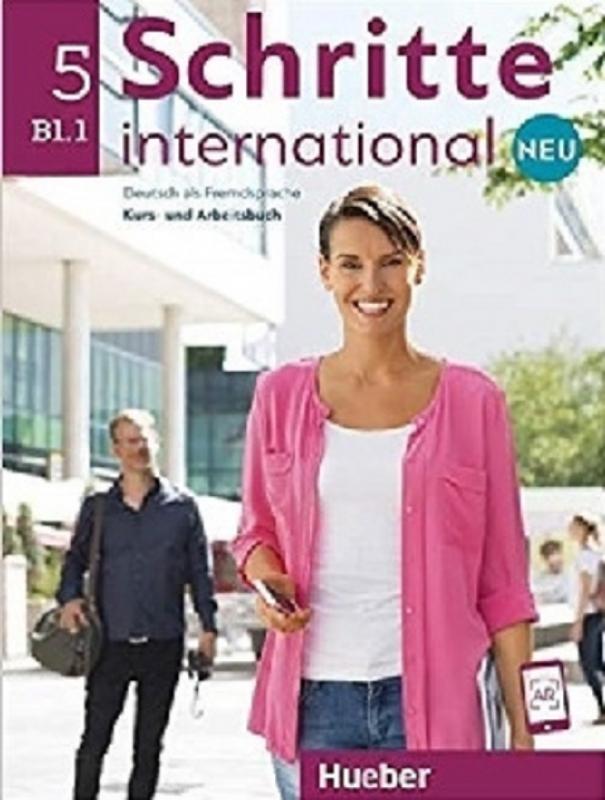 کتاب آلمانی Schritte International Neu B1.1