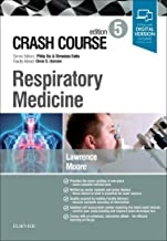 کتاب کراش کورس ریسپیراتوری مدیسن Crash Course Respiratory Medicine 5th Edition2019