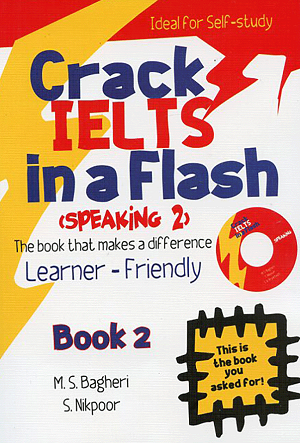 کتاب Crack IELTS in a flash speaking 2