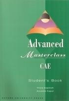 کتاب زبان (Advanced Masterclass CAE (S.B + W.B