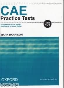 کتاب زبان CAE Practice Tests