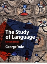كتاب The Study of Language 7th Edition by Gorge Yule