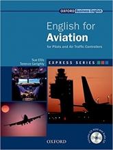 کتاب زبان English for Aviation