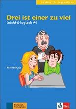 کتاب Drei ist einer zu viel: Buch mit Audio-CD A1. Buch mit Audio-CD leicht & logisch