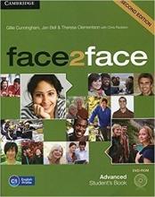 کتاب آموزشی فیس تو فیس Face2Face 2nd Advanced SB+WB+CD