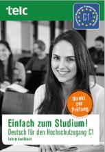 کتاب Einfach zum Studium! Deutsch für den Hochschulzugang C1
