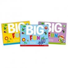 مجموعه 3 جلدی بیگ فان BIG FUN
