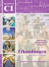 کتاب Erkundungen: Kurs- Und Arbeitsbuch C1 + CD