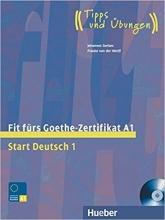 کتاب Fit fürs Goethe-Zertifikat A1: Start Deutsch 1
