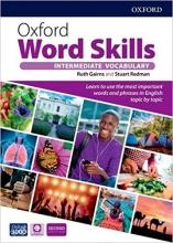 کتاب آکسفورد ورد اسکیلز اینترمدیت ویرایش دوم Oxford Word Skills Intermediate 2nd وزیری