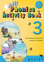 کتاب Jolly Phonics 3 Activity Book