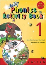 کتاب Jolly Phonics 1 Activity Book