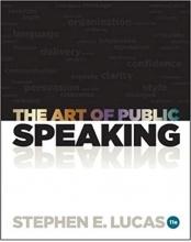 کتاب آرت آف پابلیک اسپیکینگ The Art of Public Speaking11th Edition