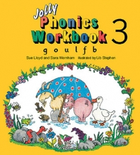 کتاب Jolly Phonics 3 Workbooks