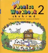 کتاب Jolly Phonics 2 Workbooks