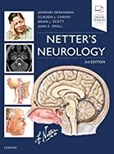 کتاب نترز نورولوژی Netter's Neurology (Netter Clinical Science) 3rd Edition 2020