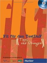 کتابFit Fur Den Testdaf + CD