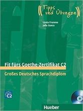 کتاب Fit furs Goethe-Zertifikat: C2 Book & CD