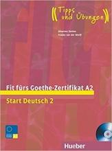 کتاب Fit fürs Goethe-Zertifikat A2: Start Deutsch 2