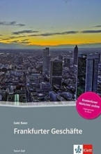 کتاب Frankfurter Geschafte + Audio-Online