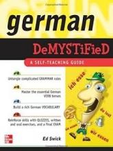 کتاب German Demystified: A Self Teaching Guide