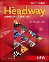 کتاب آموزشی نیو هدوی New Headway 4th Elementary Student Book
