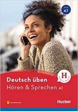 کتاب Deutsch Uben Hoeren & Sprechen A1 Buch