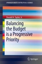 کتاب Balancing the Budget is a Progressive Priority