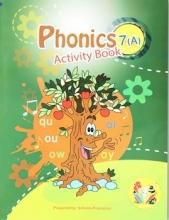 کتاب phonics 7A Activity Book