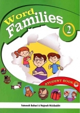 کتاب Word Families 2 - Student Book + Workbook