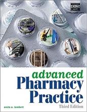 کتاب Advanced Pharmacy Practice, 3rd Edition