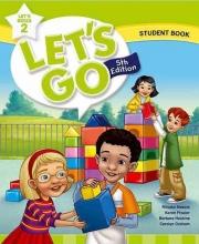 کتاب Lets Go Begin 5TH 2 SB+WB+DVD Digest Size