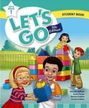کتاب Lets Go Begin 5TH 1 SB+WB+DVD Digest Size