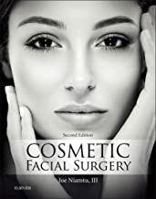 کتاب کازمتیک فیشال سرجری Cosmetic Facial Surgery
