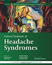 کتاب آکسفورد تکست بوک آف هدیک سندرومز Oxford Textbook of Headache Syndromes2020