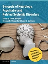 کتاب سینوپسیس آف نورولوژی Synopsis of Neurology, Psychiatry and Related Systemic Disorders2019