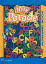 كتاب نیو پاراد آلفابت بوک new parade alphabet book