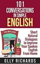 کتاب 101Conversations in Simple English