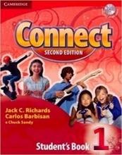 کتاب Connect 2nd 1 SB+WB+CD