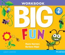 کتاب Big Fun 2 SB+WB+CD