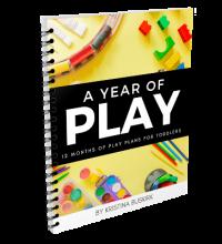 کتاب A Year of Play, Version 2.0